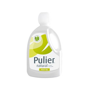 Pulier Natural  3 l - prací gel